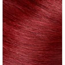 "Aqua Cylinder Hair Extensions #66/46 Mahogany Red / Intense Red Mix 18"""