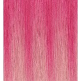 Aqua Tape-In Hair Extensions Pink/Light Pink Balayage 18""