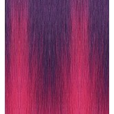 Aqua Tape-In Hair Extensions Purple/Pink Balayage 18""