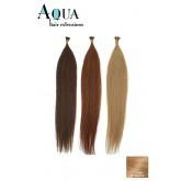 "Aqua Cylinder Extensions #12 Dark Blonde 18"""
