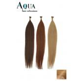 """Aqua Cylinder Extensions #14 Ash Blonde 18"""""""