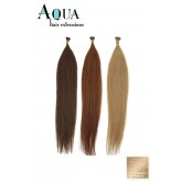 Aqua Cylinder Extensions #24 Light Golden Blonde 18""