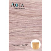 Aqua Tape In Extensions Lilac 4pcs 18""