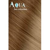 """Aqua Hair Extensions #8/24 Ombre 10pc 18"""""""