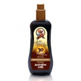 Austrailian Gold Spray Gel Bronzer Sunscreen 8oz