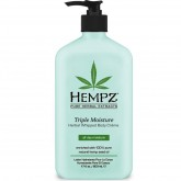 Hempz Triple Whipped Herbal Body Moisturizer 16.9oz