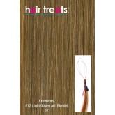 """Hair Treats S12 Light Golden Ash Blonde 18"""""""