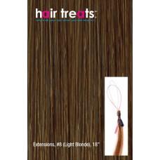 "Hair Treats S8 Light Blonde 18"""