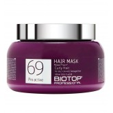 Biotop Professional 69 Pro Active Curly Hair Mask 18.6oz