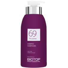 Biotop Professional 69 Pro Active Curly Hair Shampoo