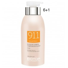 Biotop Professional 911 Quinoa Shampoo 11.8oz Year Round Offer 6+1