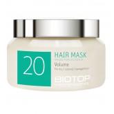 Biotop Professional 20 Volumizing Boost Hair Mask