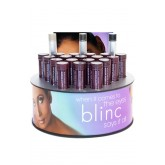 Blinc Cylinder Display + 18 Brochures + Poster