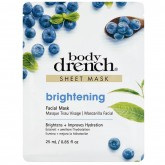 Body Drench Brightening Face Sheet Mask