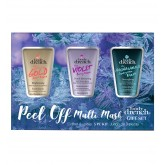 Body Drench Peel Off Multi Mask 3pk