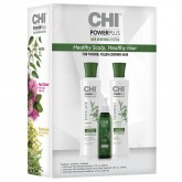 CHI Power Plus Hair Renewing System 3pk