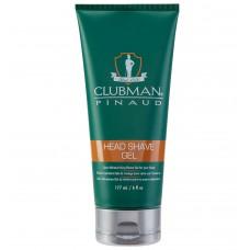 Clubman Head Shave Gel 6oz