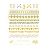 Tassel Temporary Tattoos - The Valley