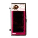 Micha C Curl Mink Black Lashes 0.15 X 15mm