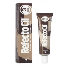 Refectocil Lash & Brow Tint #3 Natural Brown