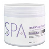 BCL Spa Lavender Massage Cream