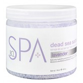 BCL Spa Lavender Salt Soak 16oz