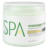BCL Spa Lemongrass & Green Tea Massage Cream