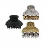BabylissPRO Decadance Hair Clips 3pc
