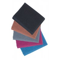 Dannyco Bleach-proof Salon Towels Black