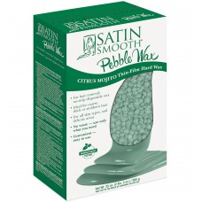 Satin Smooth Pebble Wax 35oz - Citrus Mojito