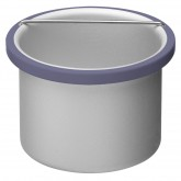 Satin Smooth Empty Metal Can 18oz