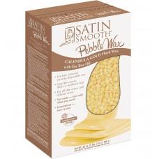 Satin Smooth Pebble Wax 35oz - Calendula Gold