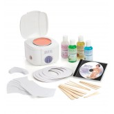 Satin Smooth Waxing Kit 9pc