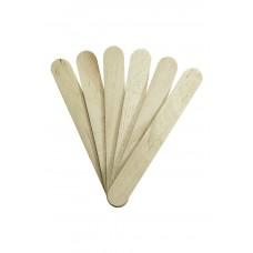 Satin Smooth Wood Applicators Large 100pk