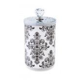 Designer Disinfectant Jar Baroque Small