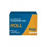 Dannyco Rough Texture 1lb Light Roll Silver