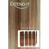 Extend-it Ash/golden Clip-In Extensions