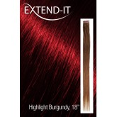 """Extend-it Highlight #530 Burgundy 18"""""""