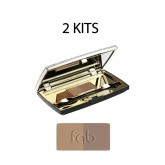 Fab Brows Duo Kit Light Brown / Medium Brown 2pk