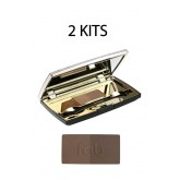 Fab Brows Duo Kit Dark Brown / Chocolate 2pk