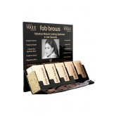Fab Brows Counter Display Only (empty)