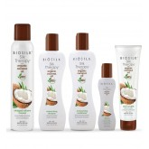 Biosilk Silk Therapy Organic Coconut Oil Sampler Kit