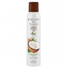 Biosilk Silk Therapy Coconut Oil Whipped Volume Mousse 8oz