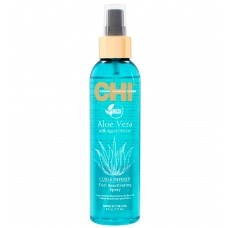 CHI Aloe Vera Curls Defined Curl Reactivating Spray 6oz