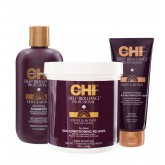 Spring Stock Up CHI Deep Brilliance Relaxer + Shampoo + Sooth & Protect Cream 3pk