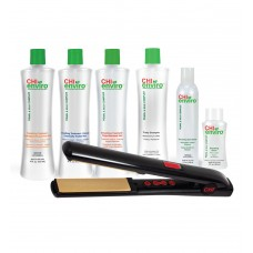 CHI Enviro All-In-One Smoothing Kit & G2 Flat Iron