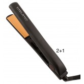 "CHI Original Flat Iron Best Seller Black 1"" 2+1"