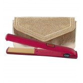 "CHI Limited Edition Berry Pretty 1"" G2 Iron With Clutch"