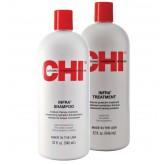 CHI Infra Liter 2pk 33.8oz