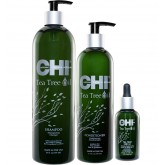 CHI Tea Tree Invighairating 3pk